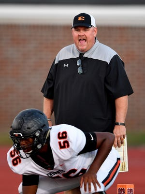 Ensworth associate head coach Paul Wade was named the next football coach at Donelson Christian Academy, replacing Dennis Goodwin.