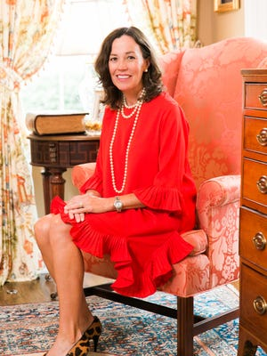 Kelly and Charlie Baum have opened their home for the Charity Circle of Murfreesboro's annual Ladies Christmas Luncheon, to be held Dec. 1.