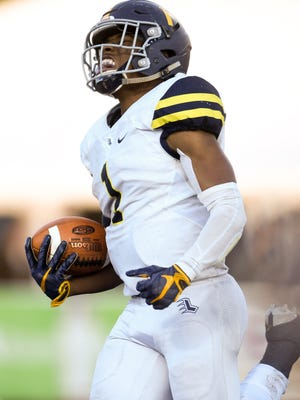 Lausanne's Eric Gray heads into his senior season with two straight state titles, two straight Mr. Football awards and 84 career rushing touchdowns. What will 2018 hold for him and the Lynx?