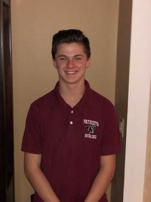 Wayne Hills' Matt Klarberg rolled a 603 series with a high game of 224 against Wayne Valley.