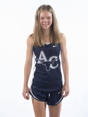 Maddy Moody of Anderson County High School on Thursday,