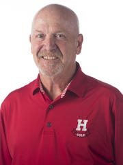 Bill Warren of Halls High School on Thursday, November