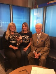 Fur Ball – There is not much time left to get a seat at the Fabulous Fur Ball! It will commence at 6 p.m. March 10 at the former Boogie Nights at Tropicana with dinner, live and silent auction and the Dueling Pianos. We caught up with Alison Nicholson, puppy Maddie, Kim Henning and Mike Blake at Midday with Mike last week giving some info about the event. The evening will benefit Another Chance for Animals and for tickets, go to acapawsforacause@gmail.com