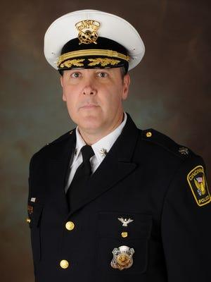 Lt. Col. Paul Neudigate