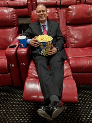 Marcus Theatres CEO Rolando Rodriguez is changing the moviegoing experience.