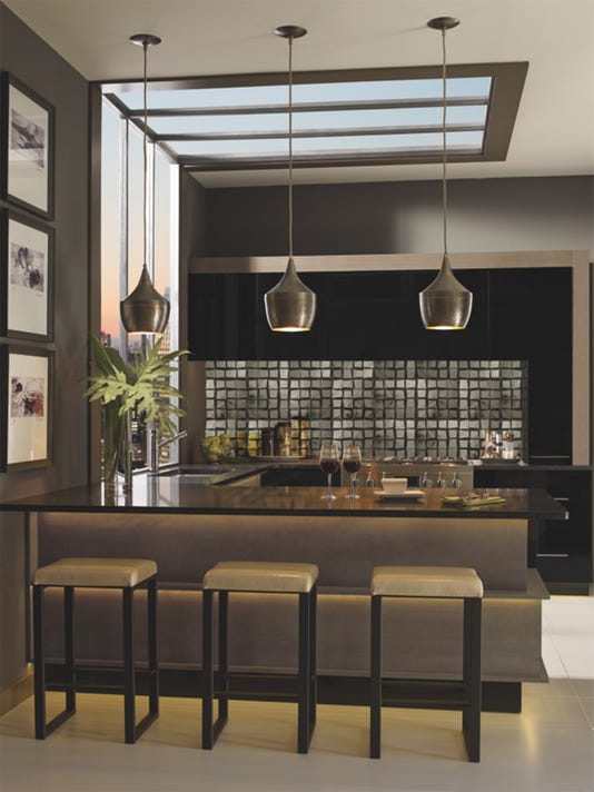 For Your Home: Contemporary style, technology are trends for 2015