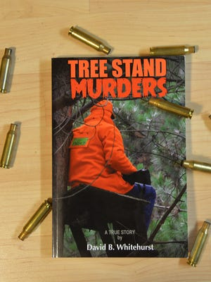 """David Whitehurst, author of """"Tree Stand Murders,"""" will be at Readers Loft Bookstore in Bellevue at 6 p.m. Thursday."""