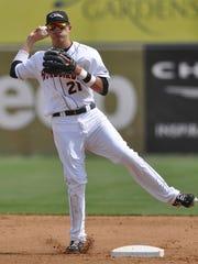 Current Orioles third baseman Manny Machado spent half
