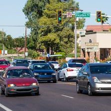 Scottsdale city records show the intersection of Thomas and Hayden roads consistently ranks high for number of accidents since 2006.