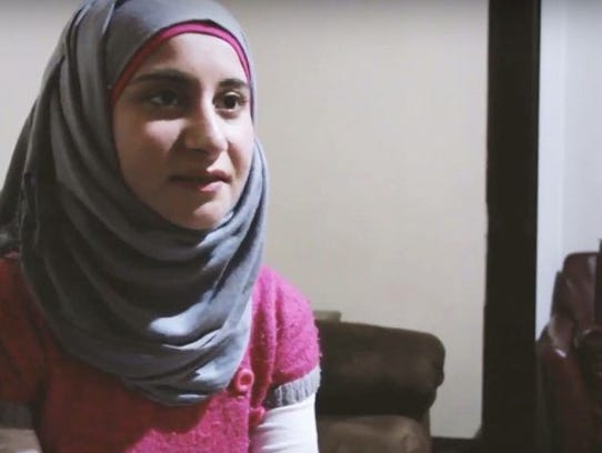 The story of Syrian refugees in New Jersey is the subject