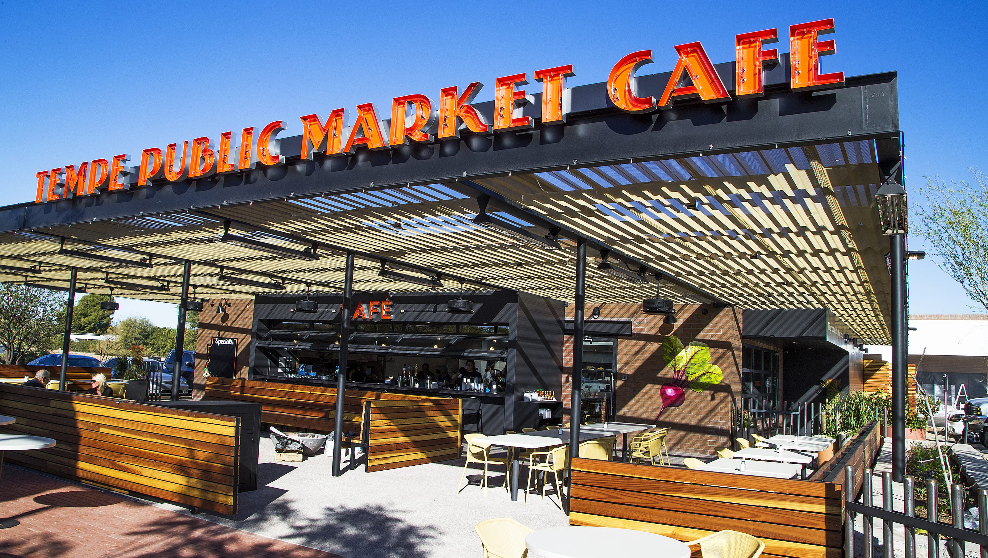 Tempe Public Market Cafe Photos Video