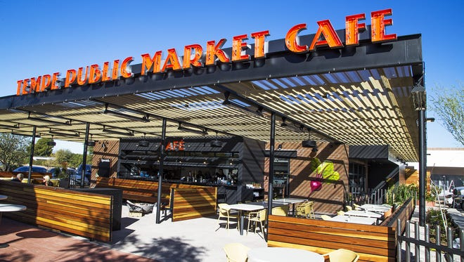 Tempe Public Market Cafe, Wednesday, January 3, 2018.