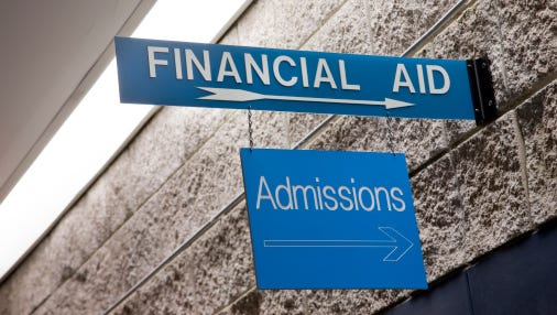 """One of Eric Tyson's favorite financial-advice books is Kal Chany's """"Paying for College Without Going Broke."""" Tyson describes ways to research and qualify for financial aid."""