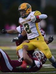 Ashwaubenon running back Josiah Santana had a big Week