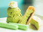 In Chicago, Rock Wrap & Roll offers a Matcha Ice Cream