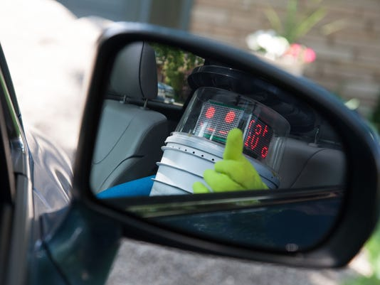 HitchBOT: The cutest robot you'll ever meet on the road