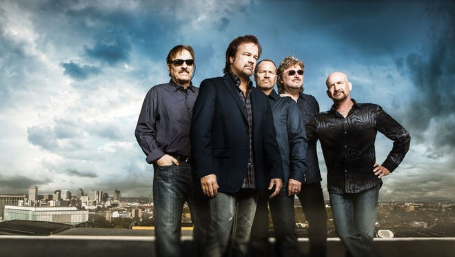 Restless Heart will perform at the Montgomery Performing Arts Centre on Sunday, Dec. 2, at 7:30 p.m.