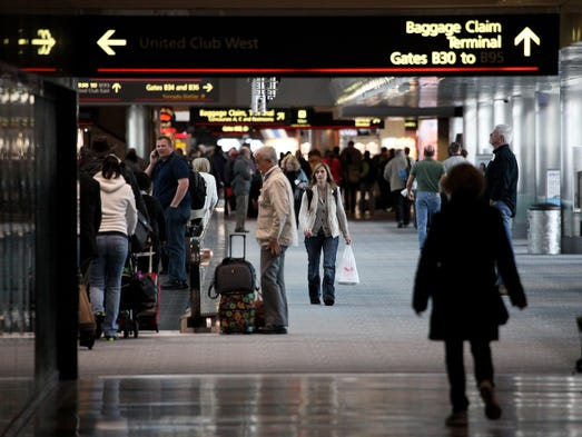 Take A Hike Airports With The Longest Walks Between Gates