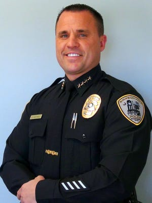 Simpsonville Police Chief Keith Grounsell
