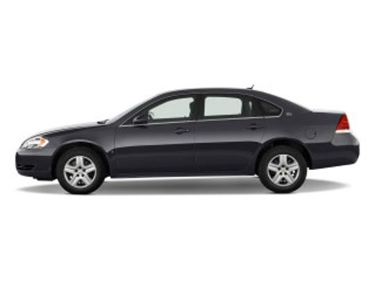 Brooklynne and Tyler Enix may be travelling in a 2011 black, four-door Chevrolet Impala with Tennessee tag G6116U.