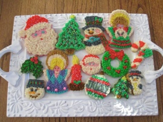 Decorated Sugar Cookie
