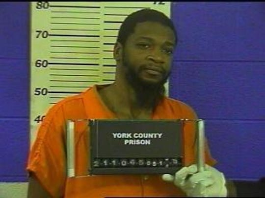 """Levar Spence, 38, stated throughout his prosecution that he's actually the """"natural, flesh and blood, occupant"""" of the Executor Office of the LEVAR LEE ANTHONY SPENCE, Estate."""