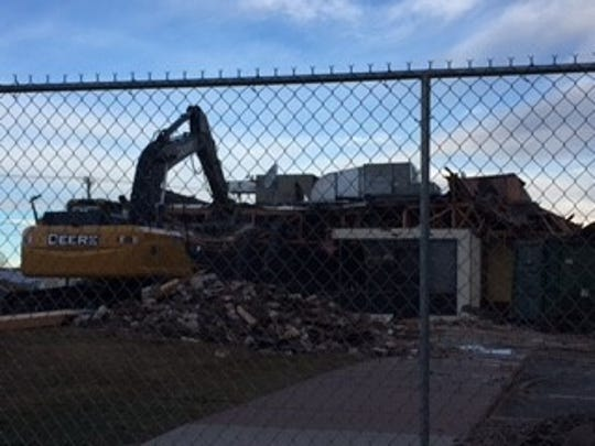 The Great Falls westside McDonald's, built in the 1970s, is being razed.  The new restaurant will be similar to the McDonald's on 10th Avenue South, with a four-level play structure and three drive through windows.