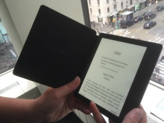 New Kindle shockingly different — so's the price