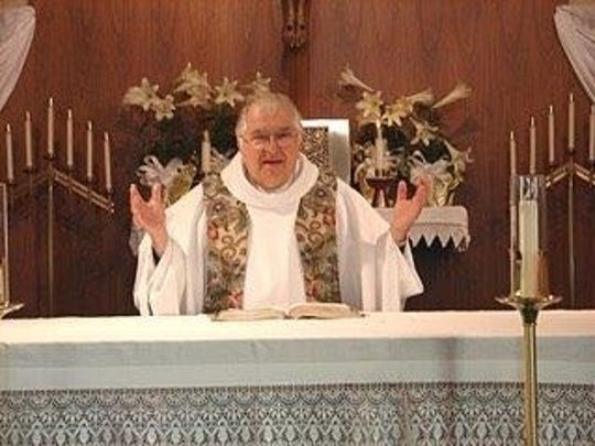The Rev. Sig Kowalczyk will celebrate 60 years as a priest.
