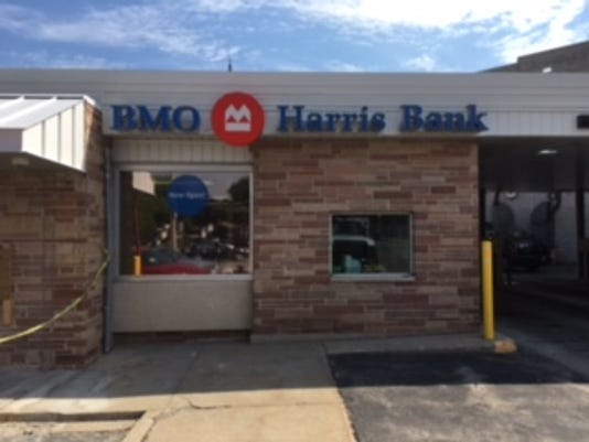 BMO Harris opens temporary branch
