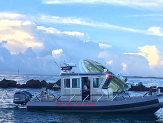 Fernandez boat