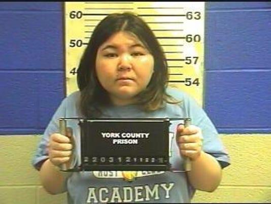 Victoria Johnson - second arrest