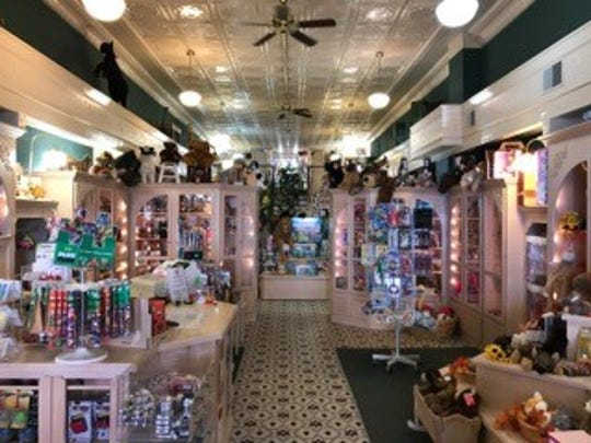 Gepetto's Workshop has been in the toy business for more than 35 years on Main Street in downtown Stevens Point.