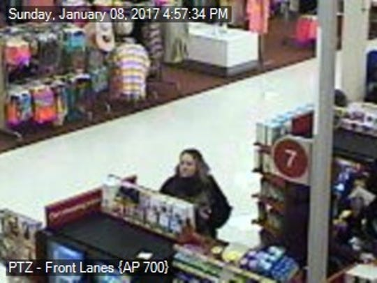 "Chambersburg police  identified two ""persons of interest,"""