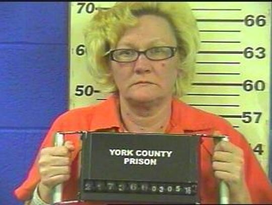 Arminda Martin, pictured in a March 2016 York County