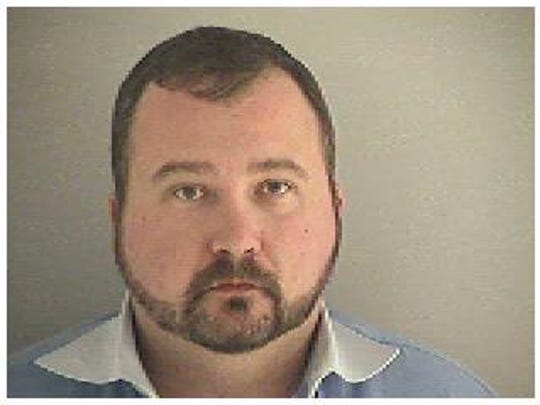 Wes Retherford was arrested Sunday morning.