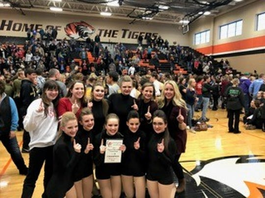 Success in high school dance competitions is nothing new for Pacelli under the tutelage of head coach Tricia Cashin in her 11 seasons at the helm of the Cardinals.