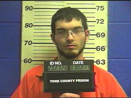 Shane Ditzler, 26, of Jackson Township.