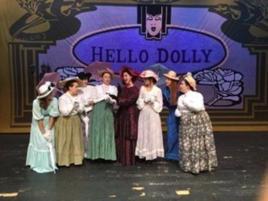 "The Great Northern Theatre Company brings ""Hello, Dolly!"" to the stage in Cold Spring this month."