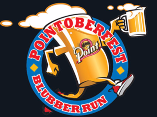 The Pointoberfest/Blubber Run 5k will be held Sept. 16, 2017 at the Stevens Point Brewery.
