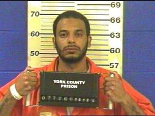 Marc Hernandez, pictured in a 2014 mugshot.