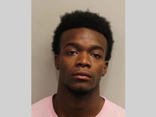 Reginald Brown, 21