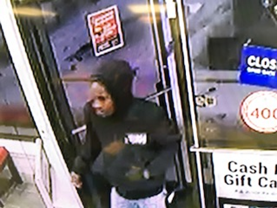 Delaware State Police are asking for the public's help with identifying two men they say worked together to steal a cell phone from a Camden-area store on Dec. 15.