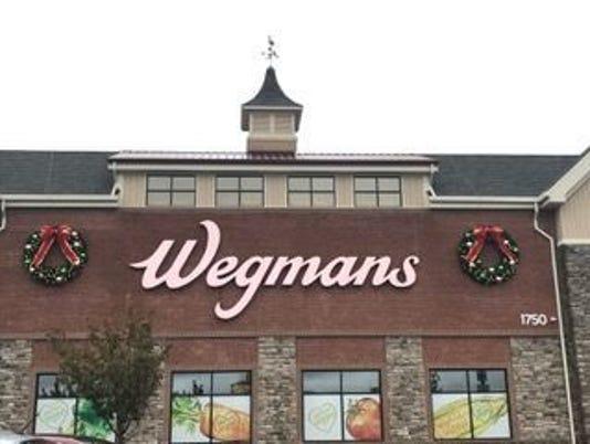 Wegmans Christmas