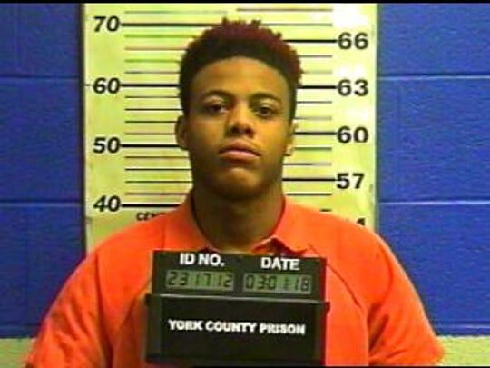 Brandon Jamal Thompson