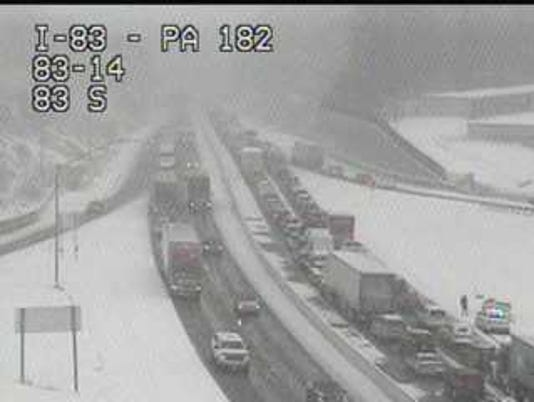 I-83 traffic