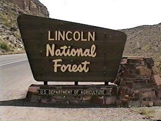 Lincoln National Forest officials raised the fire danger