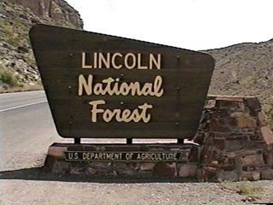 Lincoln National Forest officials raised the fire danger and restrictions to very high Friday morning.