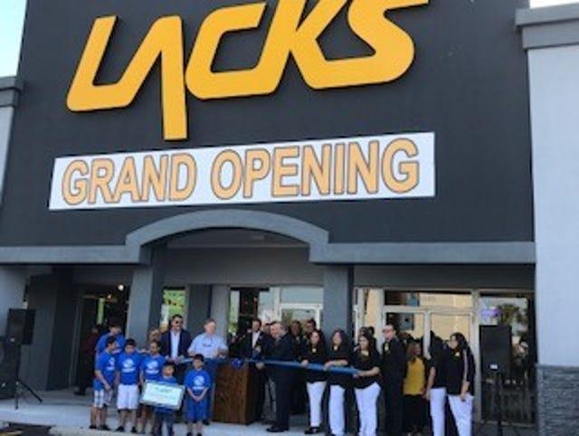 Lacks Furniture Opens 12th Texas Store In Corpus Christi