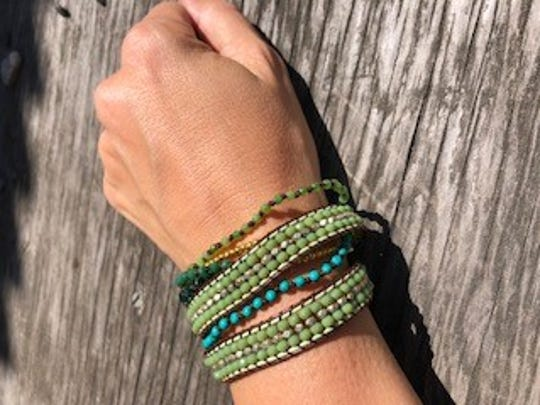 Find these beautifully beaded creations at Carla Gizzi